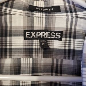 Express Shirts - Express Button Down Shirt